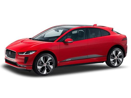 Electric Jaguar I-Pace Estate