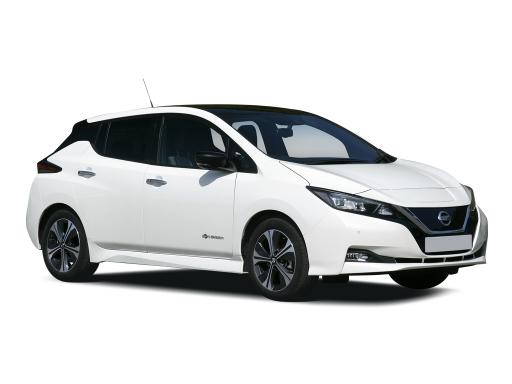 Electric Nissan Leaf Hatchback