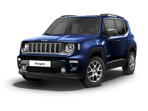 Jeep Renegade Diesel Hatchback