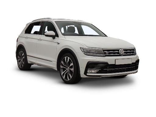 Volkswagen Tiguan Estate