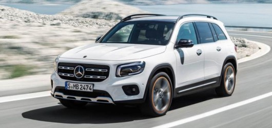 New Mercedes Benz GLB Compact SUV